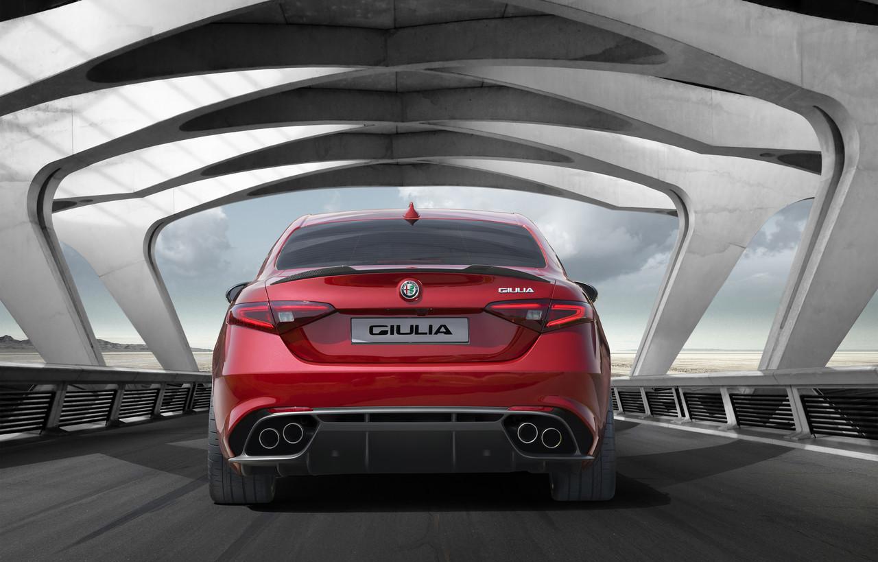 Foto de Alfa Romeo Giulia (10/10)