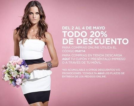 Blanco celebra el Día de la Madre con un descuento del 20 %