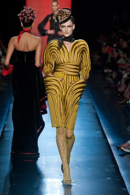 Jean Paul Gaultier alta costura
