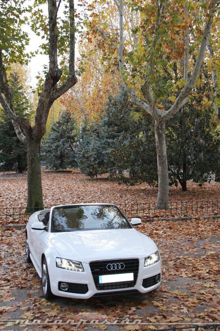 Audi A5 3.0 TDI Cabrio - prueba