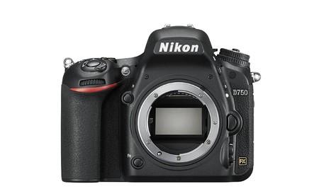 Black Friday en eBay: de nuevo, la full frame Nikon D750 a precio de chollo, por sólo 959,99 euros