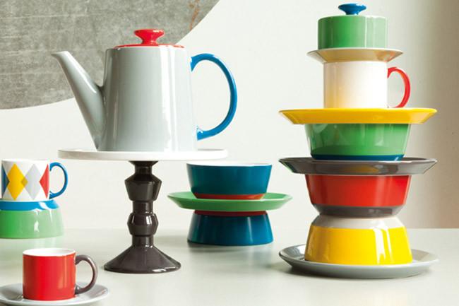 Tu cocina llena de color con el menaje de jansen co for Menaje para cocina
