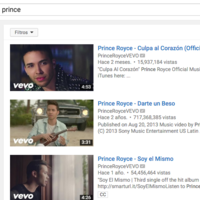 Esta es la razón por la que no existen videos oficiales de Prince en YouTube