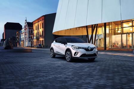 El Renault Captur E-Tech Plug-In es un SUV urbano híbrido enchufable con etiqueta CERO