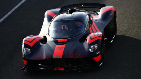 Verstappen Aston Martin Valkyrie 2020