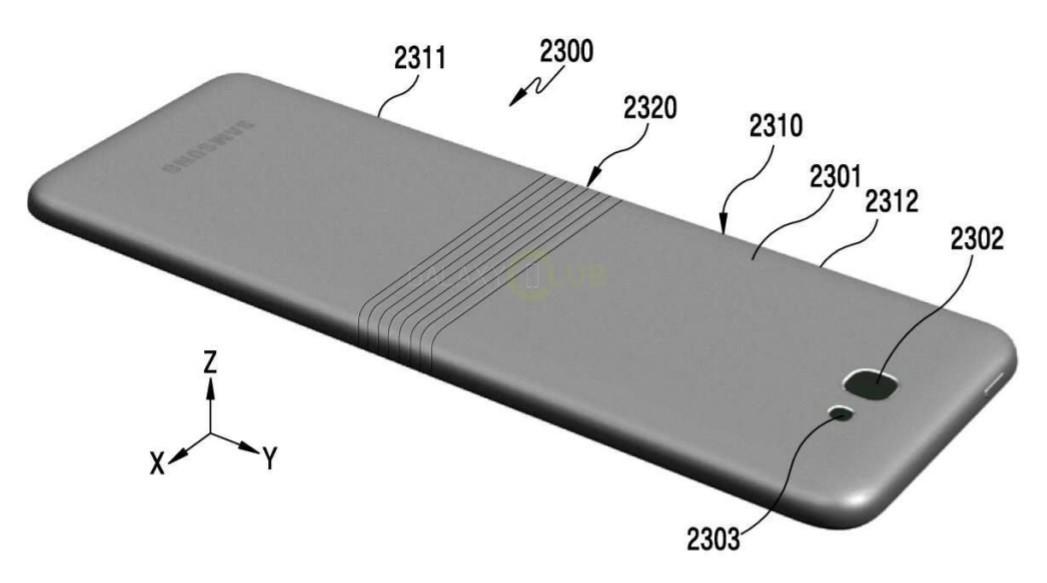 Foto de Samsung Galaxy X, patentes y filtraciones (4/5)