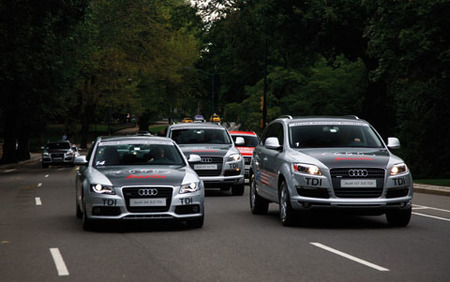 Caravana Audi TDI
