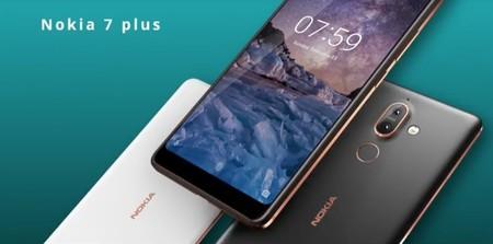 El Nokia 7 Plus ya puede comprarse en España: precio y disponibilidad oficiales