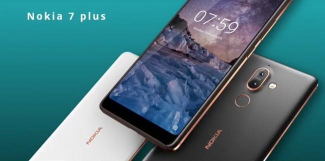 Nokia siete Plus