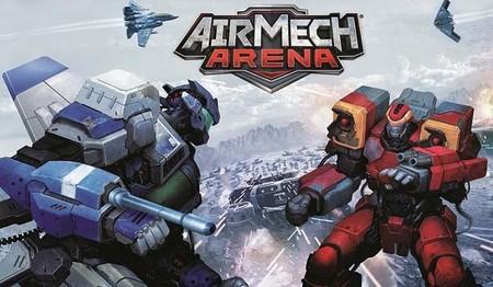 Ubisoft y Carbon Games presentan el F2P AirMech Arena para Xbox 360