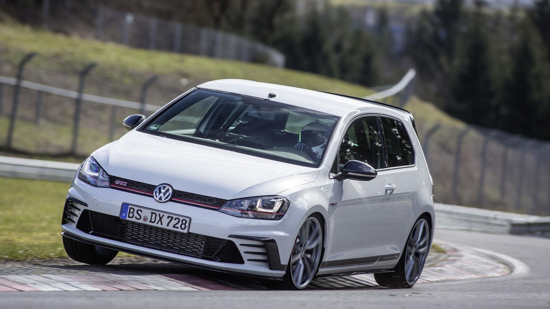 Foto de Volkswagen Golf GTI Clubsport S (3/36)
