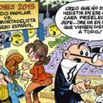 Mortadelo y Filemón siguen la actualidad en su nuevo álbum, '¡Elecciones!'