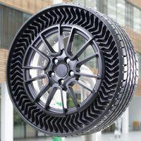 Michelin equipará los coches de General Motors con sus nuevas ruedas sin aire a prueba de pinchazos en 2024
