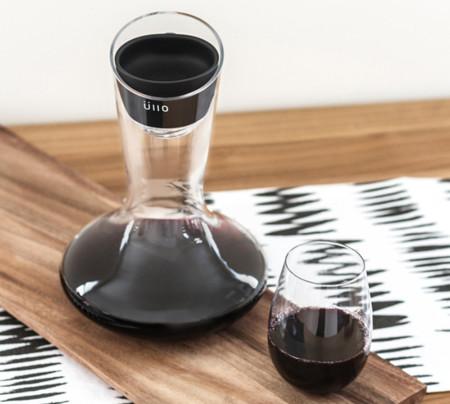 Aireador y purificador de vino Ullo