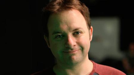 David Jaffe empieza a hablar de su nuevo proyecto junto a un octogenario cazador de fantasmas