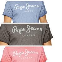 Camiseta Pepe Jeans desde 13,99 euros y envío gratis en las rebajas de Amazon