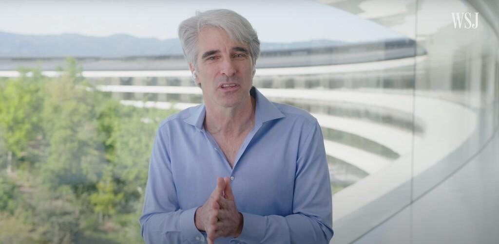 Craig Federighi habla del App Tracking Transparency en alguna nueva entrevista: