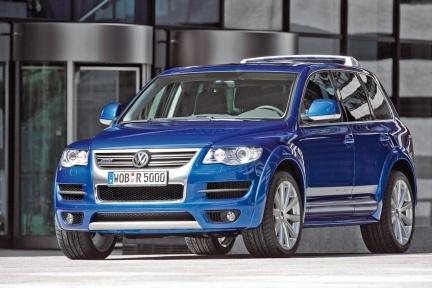 Volkswagen Touareg R50, el todoterreno diesel más caro de España