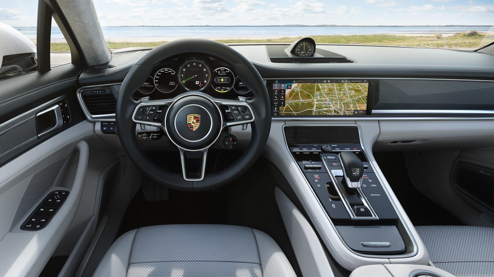 Foto de Porsche Panamera Sport Turismo, toma de contacto (63/75)