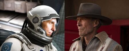 13 películas imprescindibles para este fin de semana (24-26 de septiembre): 'Matrix Reloaded', 'Cry Macho', 'Interstellar' y más