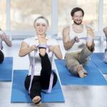 El uso de las correas en Yoga para mejorar la flexibilidad