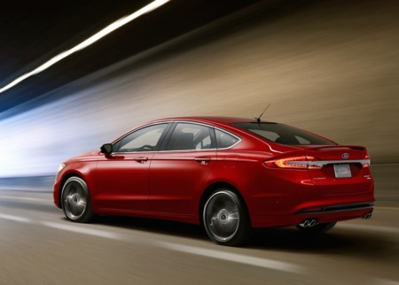 Ford Fusion V6 Sport 2