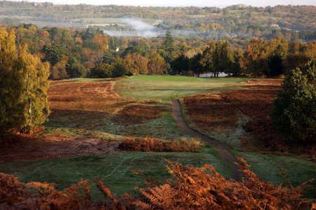 Royal Ashdown Forest Old Course Views