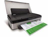 HP Officejet 100 móvil, impresora casi de bolsillo