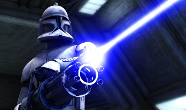 Armas Laser Eeuu