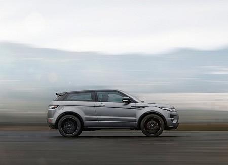 Victoria Beckham se pasa al diseño de coches: Range Rover Evoque es el primero
