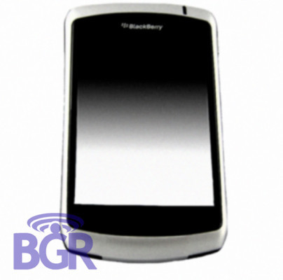 Rumor: Blackberry 9000