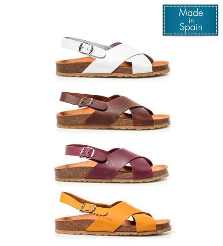 Las sandalias de piel perfectas para el verano son de Yokono, made in Spain y están en eBay por 23,95 euros