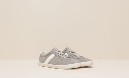 Adidas Gazelle Clon Gris Pull And Bear Otono 2015 2