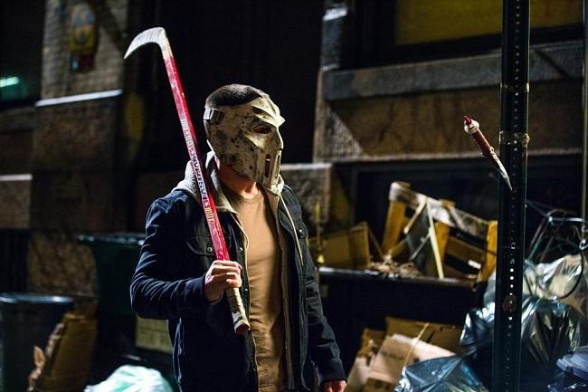 Foto de Imágenes del rodaje de 'Ninja Turtles 2' (5/6)