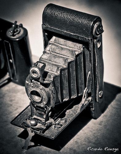 Vieja cámara