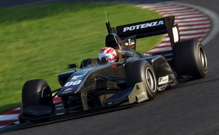 El Dallara SF14 completa las primeras pruebas de Suzuka con un ritmo más lento del esperado