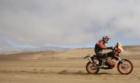 """El Dakar """"echa"""" a KTM"""