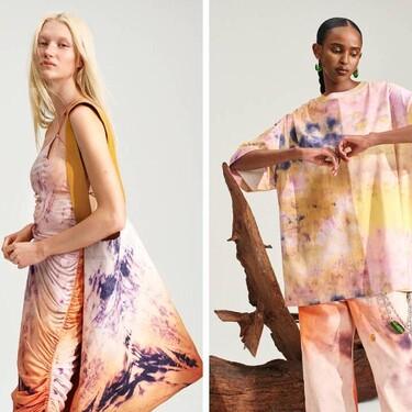 Colorifix, el proceso biológico para teñir la ropa que gasta diez veces menos agua y ha utilizado H&M en su nueva colección sostenible