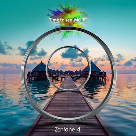 Asus Zefone 4 Presentacion 19 Agosto 2