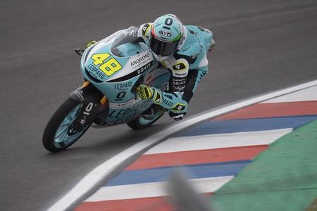 Lorenzo Dalla Porta se proclama campeón del mundo de Moto3 tras otra caída de Arón Canet en Australia