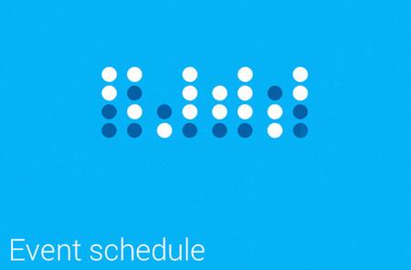 Ya está disponible la agenda de actividades para el Google I/O 2014