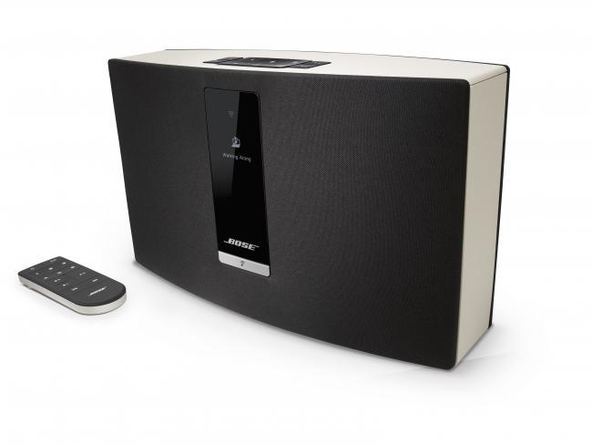 Bose SoundTouch 20 Wi-Fi, música sin cables a un solo toque de distancia