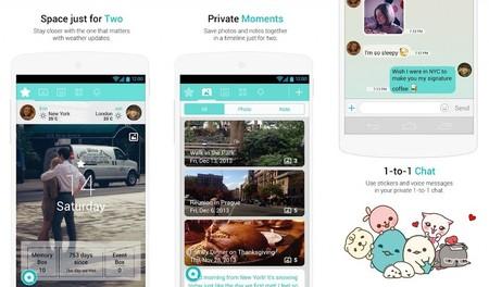 Between - app for couples