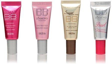 Probamos 4 BB creams de Skin79