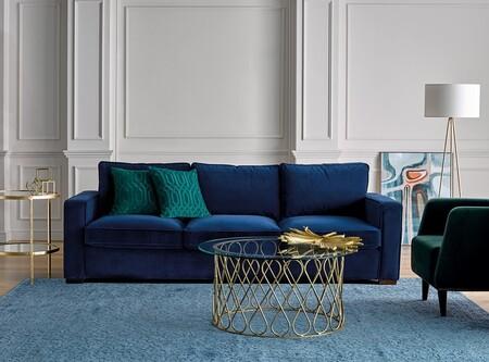 Rebajas 2021: no te pierdas esta selección de sofás de El Corte Inglés con descuentos de hasta el 50%