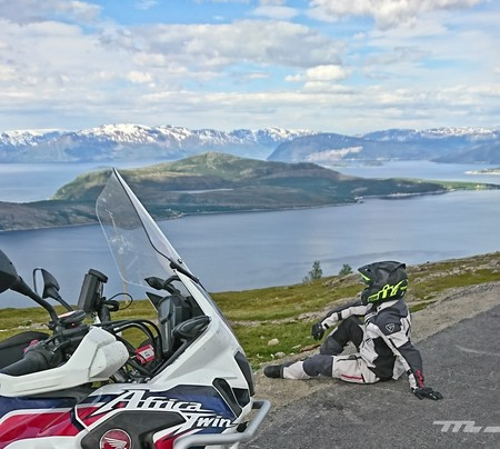 Honda Adventure Roads 2017 Nordkapp X1