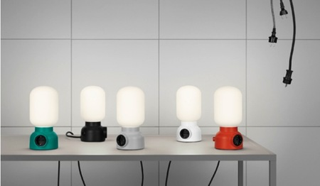 Plug Lamp, la lámpara de noche con enchufe incorporado
