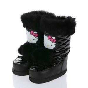 Hello Kitty de Victoria Couture, los complementos de ski para tu niña