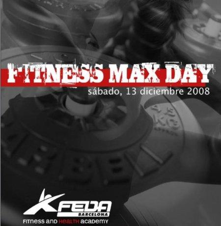 Fitness Max Day: un sólo día lleno de oportunidades