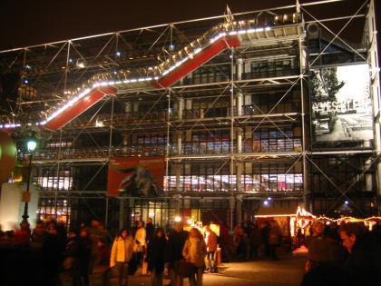 Centre Pompidou, París